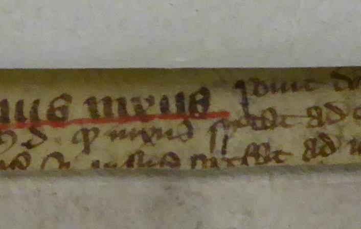 Colchester Harsnett H.d.46 ii verso