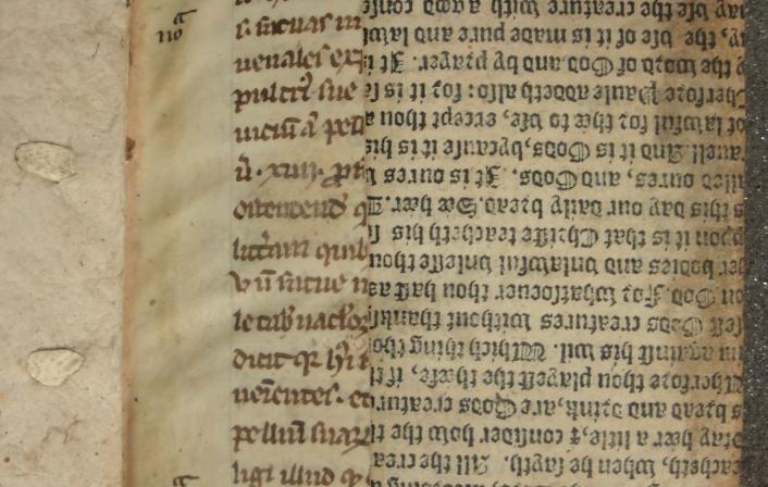 Colchester Harsnett I.a.20 ii verso