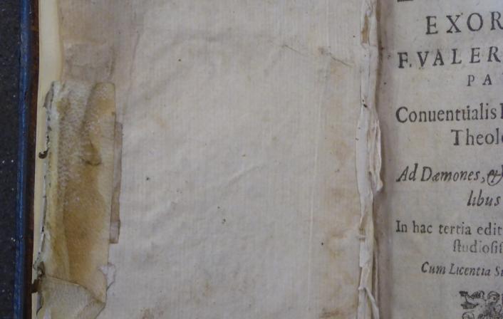 Colchester Harsnett I.f.10 i