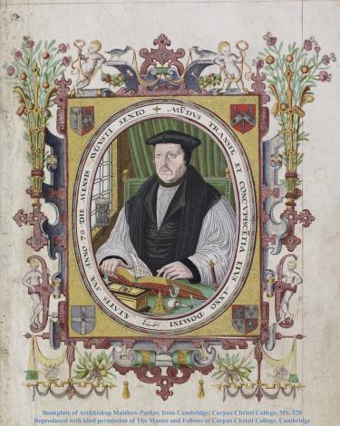 Matthew Parker, Archbishop of Canterbury