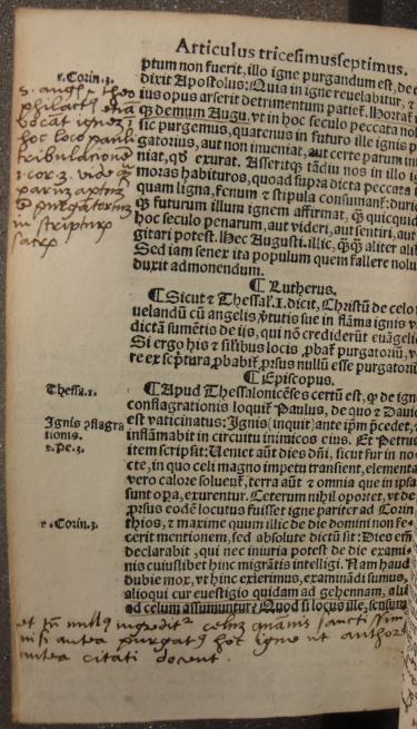 Colchester Harsnett I.d.3 Parker marginalia fol. 347v